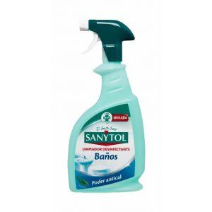 Limpiador baño sanytol pistola 750 ml