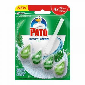 Limpiador wc active clean pine pato 38,6 gr