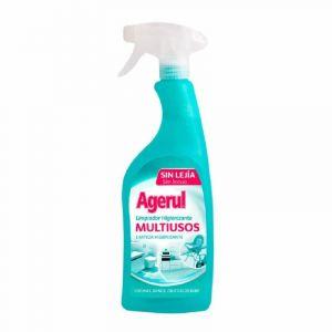 Limpiador higienizante agerul 750ml