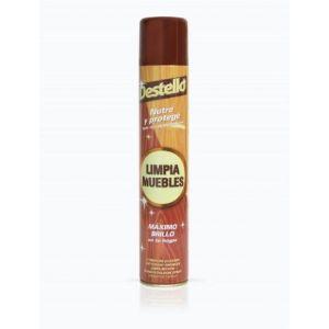 Limpiador muebles destello aerosol 650 ml
