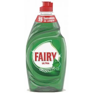 Lavavajillas mano concentrado  fairy 1015 ml