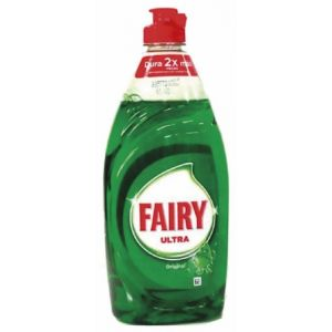 Lavavajillas mano concentrado  fairy 480 ml