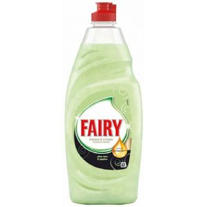 Lavavajillas mano concentrado aloe fairy 500 ml