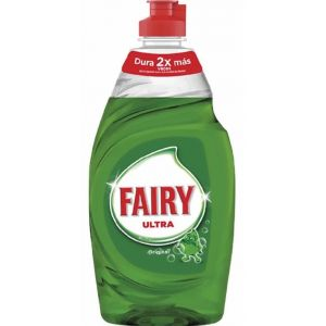 Lavavajillas mano regular fairy 350 ml