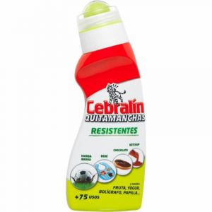 Quitamanchas rollon resistente cebralin 150ml