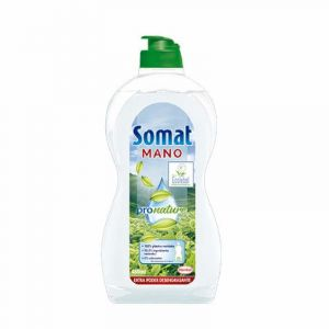 Lavavajillas mano pro nature somat 480ml