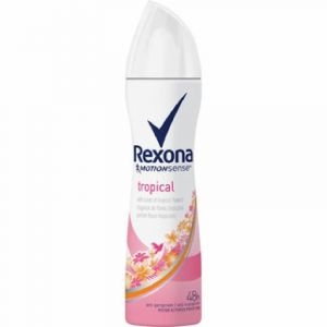 Desodorante spray tropical rexona 200 ml