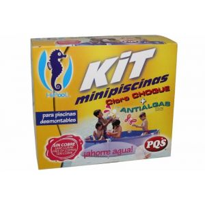 Kit misnipiscinas pqs