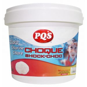 Cloro choque grano bt. pqs 5kg
