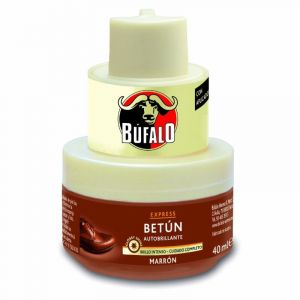 Crema calzado marron bufalo 40ml