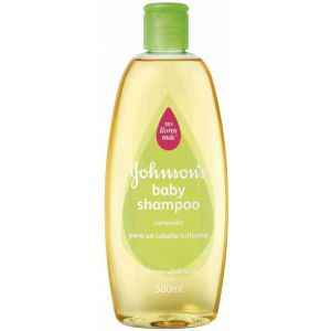 Champú camomila johnson & johnson 500+250 ml