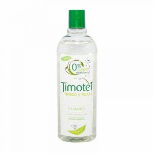 Champú fresco y puro timotei 400 ml