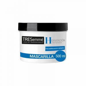 Mascarilla para cabellos secos o dañados hidratación intensa tresemmé 500 ml
