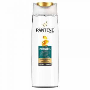 Champú purificante 475ml pantene pro-v