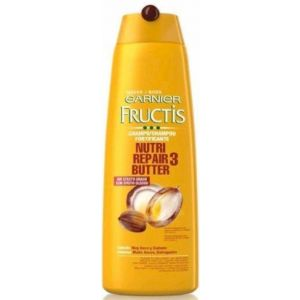 Champú fructis nutri repair butter garnier 360 ml