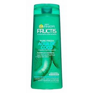 Champú fructis purefresh agua de coco 360 ml