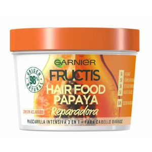 Mascarilla fructis hair food papaya garnier 390 ml