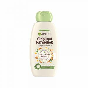 Champu leche de almendra original remedies 300ml
