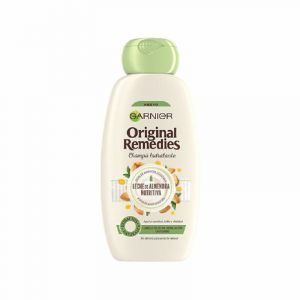 Champu leche de almendra original remedies 300ml