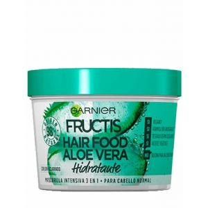 Mascarilla hairfood aloe vera fructis 390ml