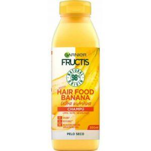Champu hairfood platano fructis 350ml