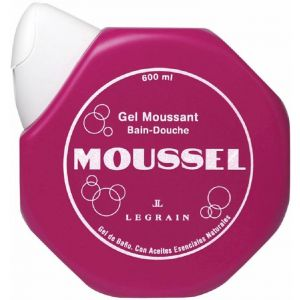 Gel de ducha clásico moussel 600 ml