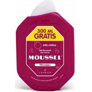 Gel de ducha clásico moussel 900 ml