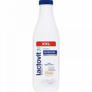 Gel  de baño nutritivo lactovit 900ml