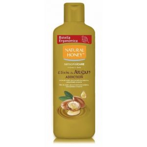 Gel argan natural honey 650ml