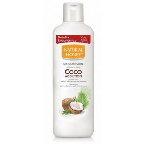Gel coco natural honey 650ml