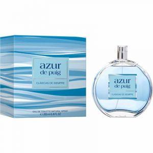 Perfume eau de toilette con vaporizador azur 200ml