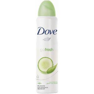 Desodorante spray fresh dove 200 ml