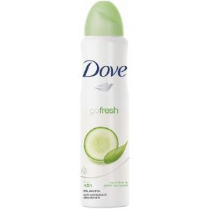 Desodorante spray fresh dove 200 ml
