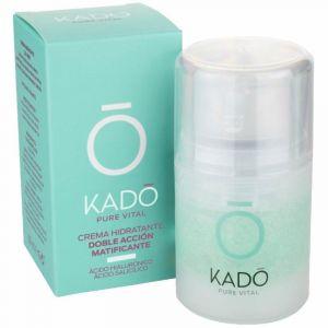 Crema hidratante pure vital airless kado 50ml