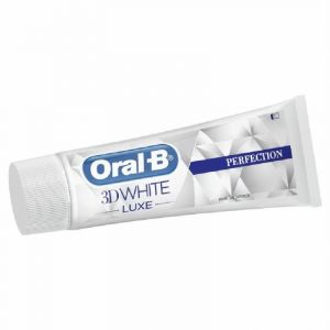 Dentifrico white  luxe perfeccion oral b 75ml