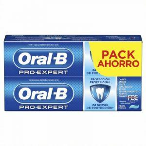 Dentifrico proteccion profesional oral b p2x75ml