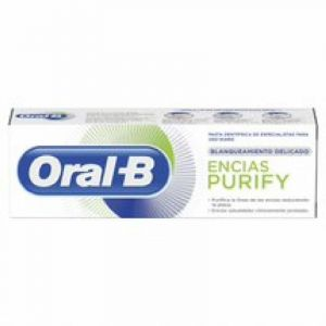 Dentifrico encias purify limpieza profunda oral b 75ml
