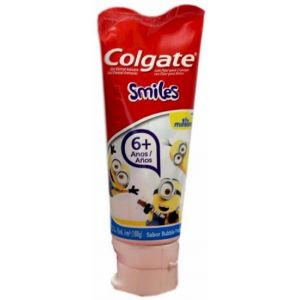 Pasta dentífrica minions colgate 50 ml