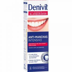 Pasta dentífrica antimanchas intensivo denivit 50 ml
