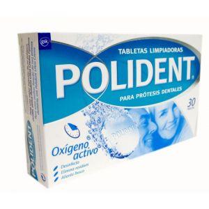 Limpiador dentadura postiza pastilla polident