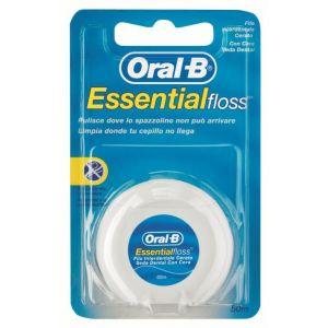 Seda dental florr cera essential oral b