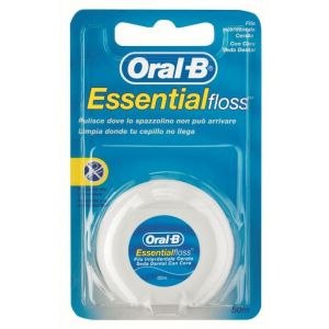 Seda dental florr cera essential oral b