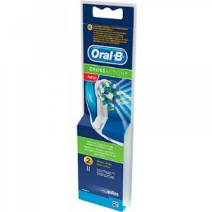 Cabezal de recambio cross action x2 oral-b