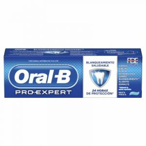 Dentifrico blancura saludab oral b 75ml