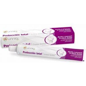 Pasta dentífrica protección total ifa unnia 100ml