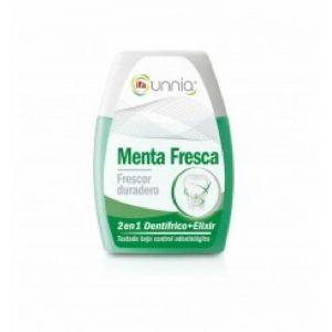 Pasta dentrífica+elixir verde ifa unnia 100ml