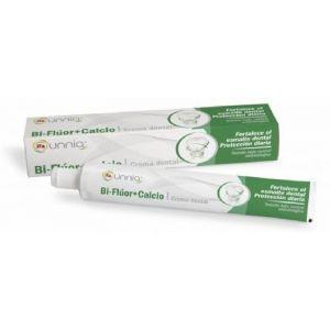 Pasta dentífrica bifluor ifa unnia 100ml