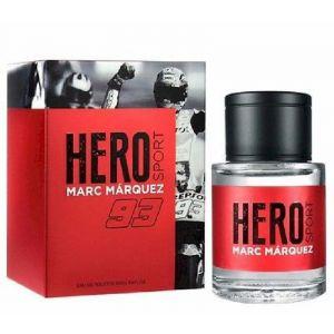Perfume eau de toilette con vaporizador hero marc marquez 100ml