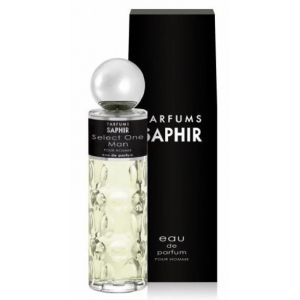 Colonia masculina select one saphir 200 ml