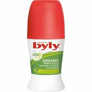 Desodorante  fresh byly rollon 50ml